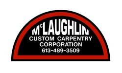 McLaughlin Custom Carpentry